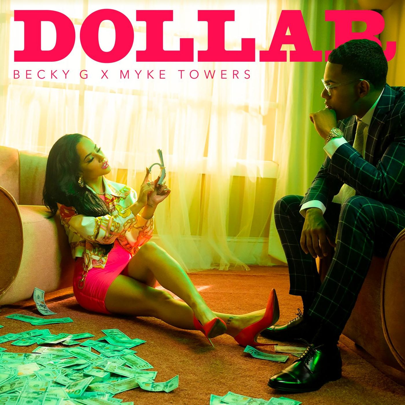 Becky G Ft. Myke Towers - DOLLAR.mp3