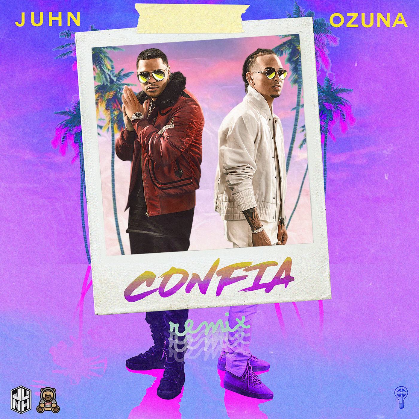 Juhn Ft. Ozuna - Confia Remix.mp3